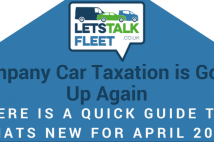 Company Car Tax Changes 2018