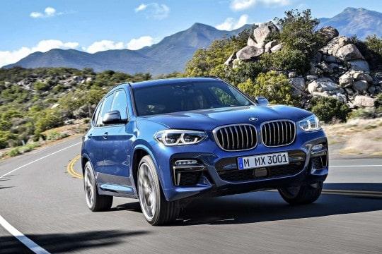 BMW X3 Car lease