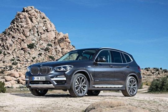 BMW X3 Business Car Leasing